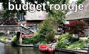 low budget priced arrangment Giethoorn