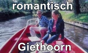 time for 2 romantic Giethoorn